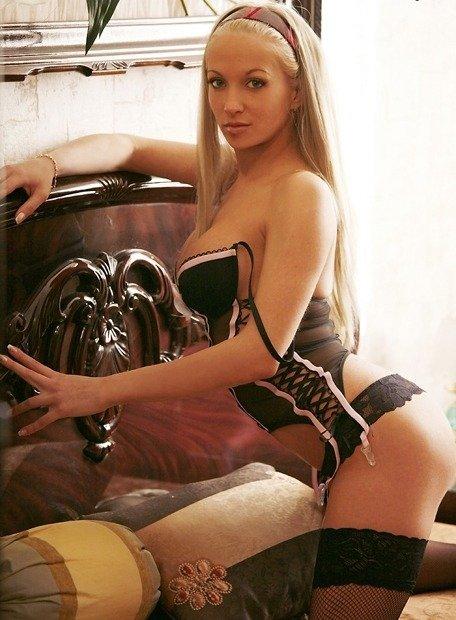 Проститутка Анютка