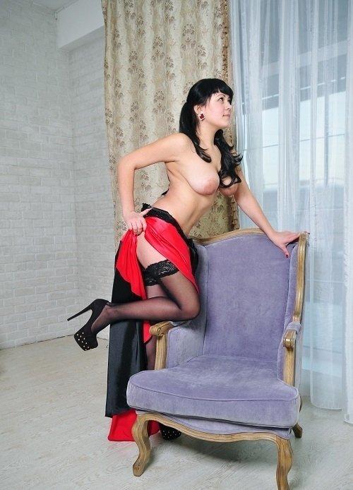 Проститутка Аделя